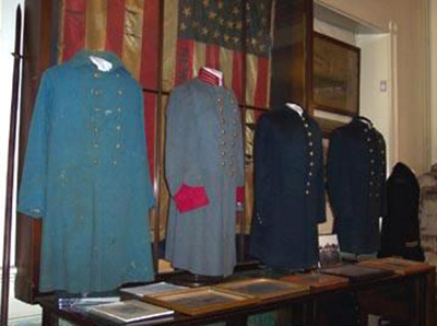 Museum of the Artillery Company of Newport, 23 Clarke Street, Newport, RI 02840.