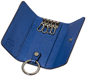 Tod's men's Leather Key Holder: US$245.