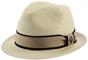 Men's Ferrari Cavallino Rampante hat is hand made in Italy.