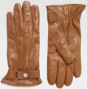Hackett Mayfair Workman Gloves: £140.