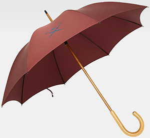 Hackett Branded Walking Umbrella: £170.