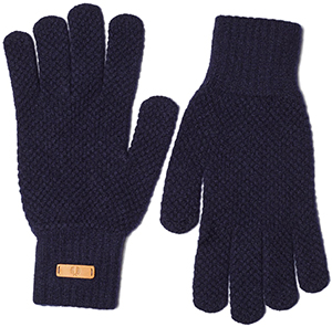 Fred Perry Men's Tuck Stitch Gloves: £35.