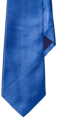 Ralph Lauren Solid Silk Satin Tie: US$235.