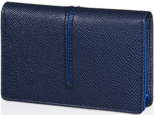 Tod's Men's Leather Business Card Holder.