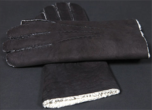 Chapal Gant Double Face men's gloves: €300.
