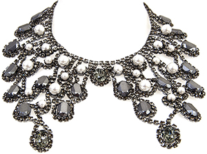 John Richmond necklace.