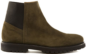 Castañer Roger Suede men's boot: €275.