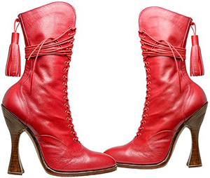 Caroline Groves Magical or Malevolent women's boots.