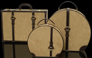 Luis Negri collection polo luggage.