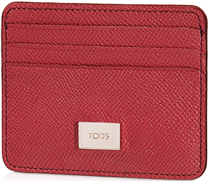 Tod's Women's Leather Cardholder.