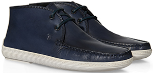 Tod's Men's Leather Ankle Boots.