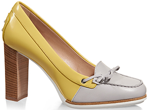 Tod's Women's Leather High Heels.