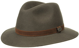 Hatshopping.com Borsalino Forest Pack Away Hat: €279.