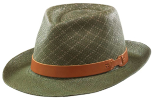Helen Kaminski Solomon Pattern men's hat: US$295.