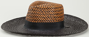 House Of Lafayette Brown 'jones' Panama Hat.