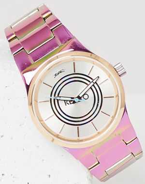 Kenzo Rainbow women's watch: €220.