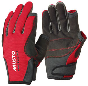 Musto Women's Essential Sailing Gloves: €27.
