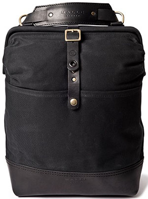 Malle London John Tool Bag Backpack/Shoulder bag Hybrid: £279.