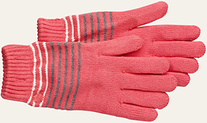 Timberland Women's Little Cliff Knit Gloves: US$28.