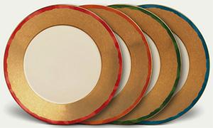 Fortuny Dinner Plates.