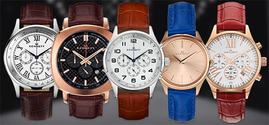 Kennett Best Selling Watches.