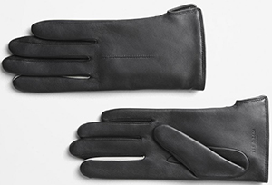 Rag & Bone Women's Navy Stella Gloves: US$295.