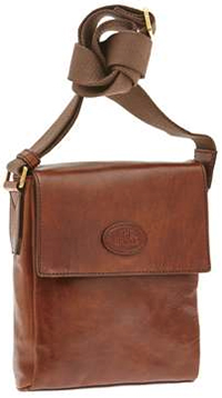 The Bridge Men's Small Messenger Bag: €297.