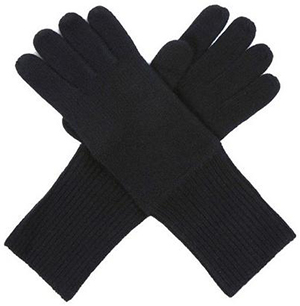 Marc Jacobs women's cashmere gloves: US$98.