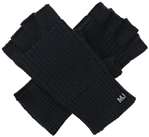 Marc Jacobs men's fingerless knit gloves: US$68.