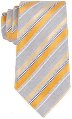 Geoffrey Beene Not So Basic Stripe Tie: US$32.99.