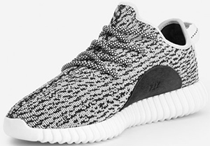 Adidas Yeezy Boost 350 - Made by Kanye West.