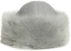 Brooks Brothers Women's Shearling Hat: US$368.