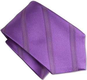 Pineider Regimental Tie Lilla-Ecu: €38.