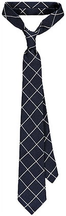 Suitsupply Navy Cotton Silk tie: €39.