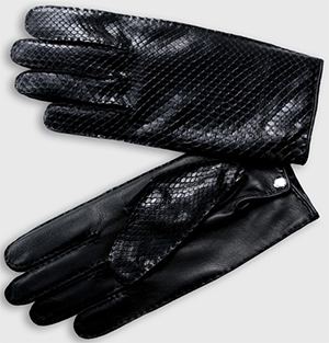Causse Java Python men's gloves: €380.