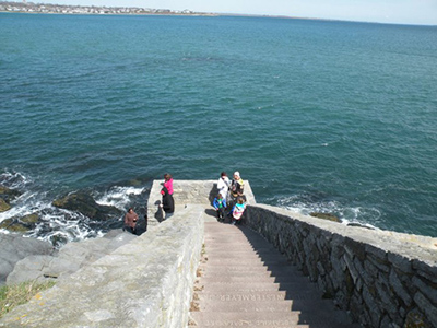 The Forty Steps, 117 Memorial Blvd., Newport, RI 02840.