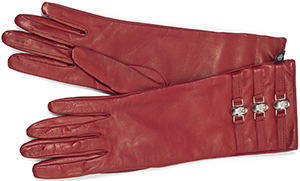 Philipp Plein women's 'Princess' gloves: €425.