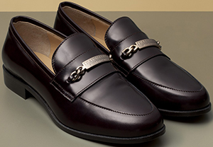 Trademark Taine loafer: US$428.
