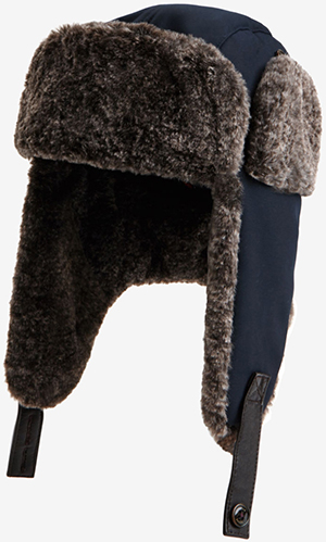 Ted Baker Patanne Trapper hat with faux fur: £45.
