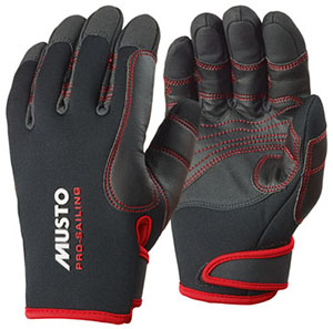 Musto Performance Men's Winter Gloves: €49.