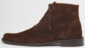 Billy Reid Brown Crosby Boot: US$495.