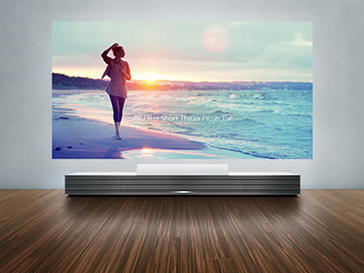 Sony 4K Ultra Short Throw Projector: US$50,000.