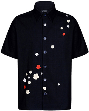 Raf Simons Short sleeve men's shirt: €515.