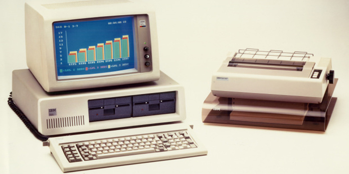 IBM Personal Computer Model 5150 was introduced on August 12, 1981.