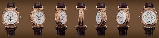 Patek Philippe Grandmaster Chime Ref. 5175 - World's most complicated watch (Price: CHF2.500.000).