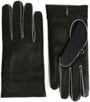 Maison Martin Margiela men's gloves: €530.