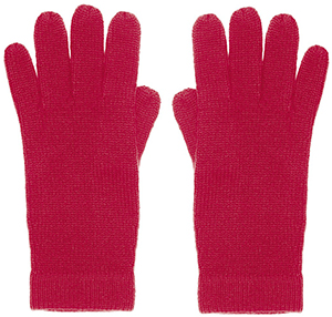 Eric Bompard 100% Cashmere women's gloves: €60.