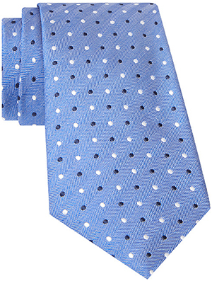 Brown Thomas Woven Spot Tie: €55.