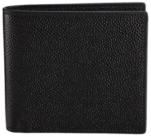 Thom Browne Leather Billfold: US$550.