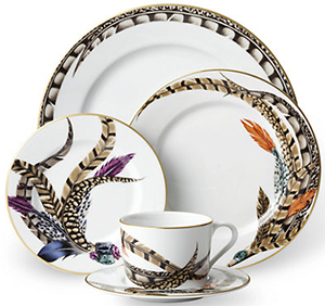 Ralph Lauren Home Carolyn 5-piece place setting: US$195.